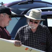 Bear Lodge: Jim Clarke (VP Exploration) & Jack Lifton.