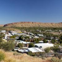 Alice Springs, Northern Territory, Australia.
